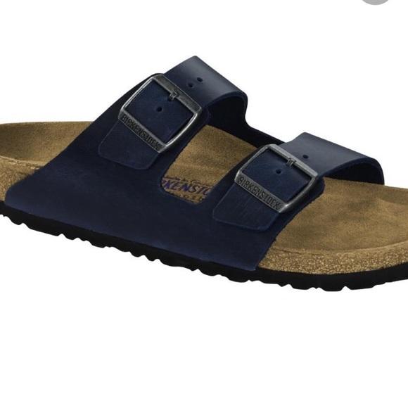 Birkenstock Arizona Soft Footbed Sandal Size 39/9N